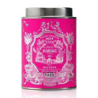 エリタージュ グルマン マカロン(TA9104)|マリアージュ フレール: a tea with macaron flavor                                                                                                                                                                                 もっと見る
