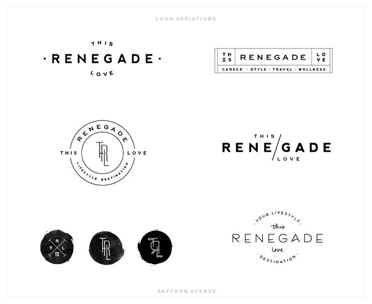 ThisRenegadeLove-LogoVariations