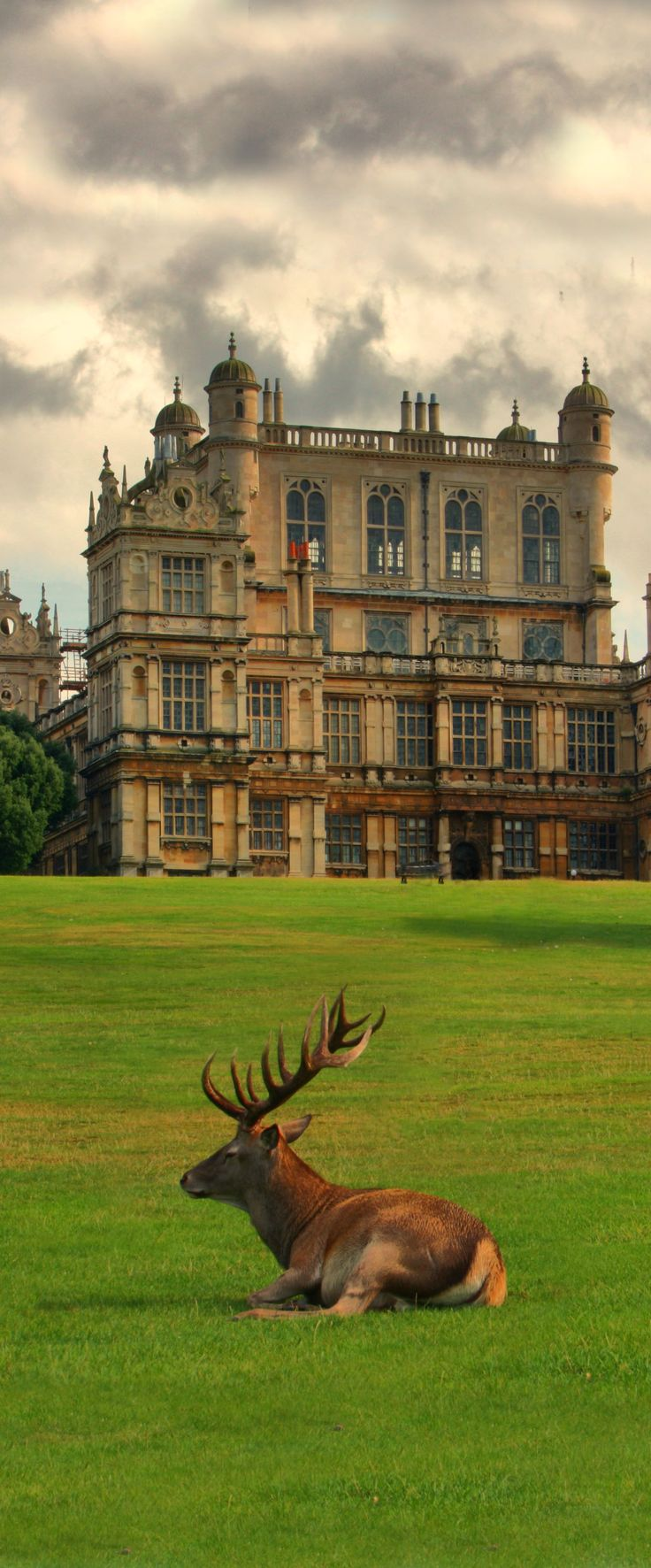 Wollaton Hall, Nottingham, England, UK