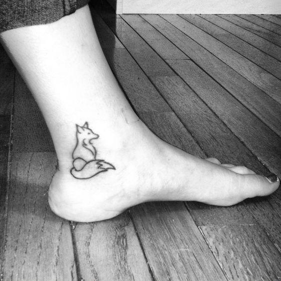 fox tattoo designs                                                                                                                                                                                 More