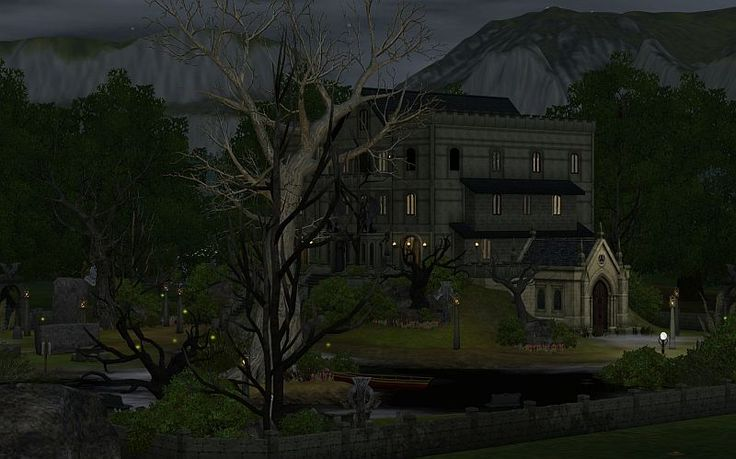SIMplicity: TS3 - Dragon Valley Burial Grounds