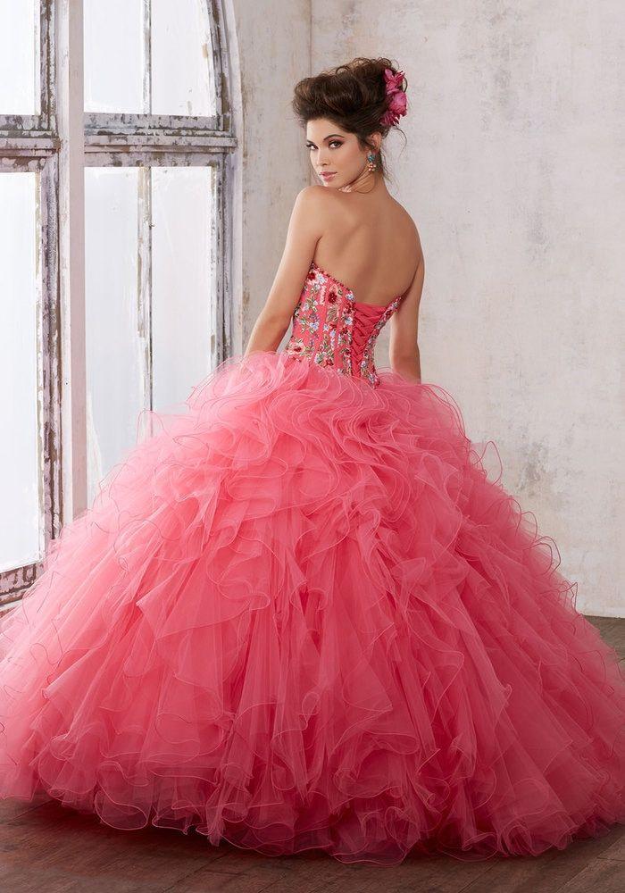bbfc1087 Mori Lee Vizcaya Quinceañera Dress Style 89121 | GIRLY GIRLS FRONT ...