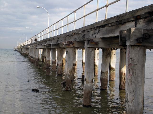 Altona Pier Melbourne Australia by JanetGrima, via Flickr