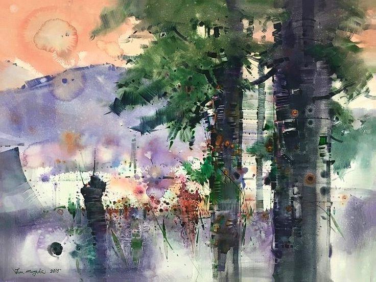 sung ki jeon painting - Поиск в Google