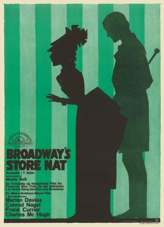 Broadways Store Nat (1927) af Sven Brasch.