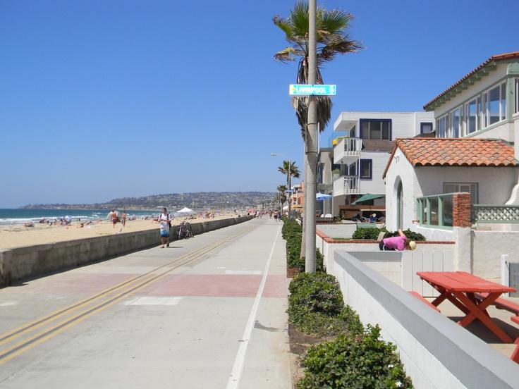 Pacific Beach, Ca Sunny San Diego