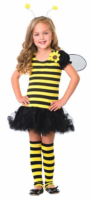 Honey Bee Childrens Costume