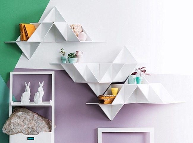 Origami la déco se plie en 4