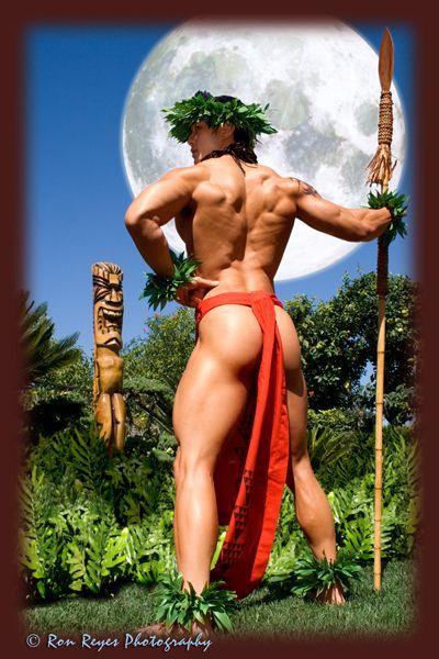 Kardashian naked hawaiian samoan men perfect young nude