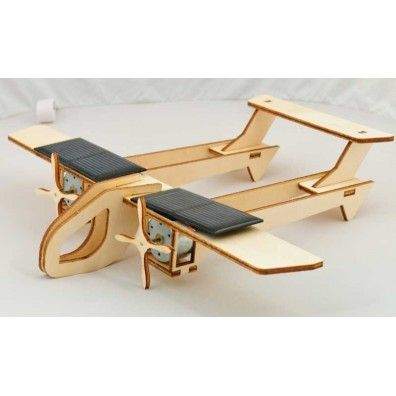 aereo di legno