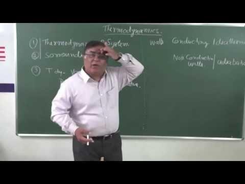 XI 10 7 Thermodynamics Intro2014 Pradeep Kshetrapal Physics   YouTube