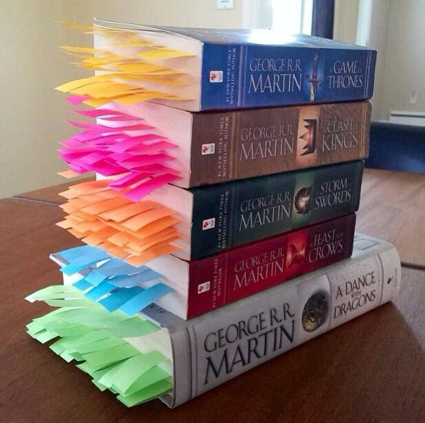 Every death in A Song of Ice and Fire…