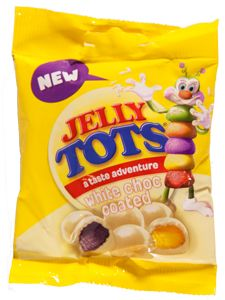 Jelly Tots White Chocolate
