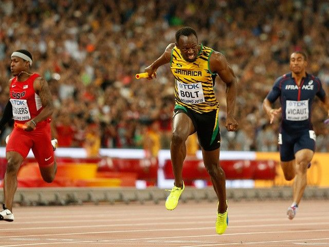 Usain Bolt suffers hamstring tear at Olympic trials