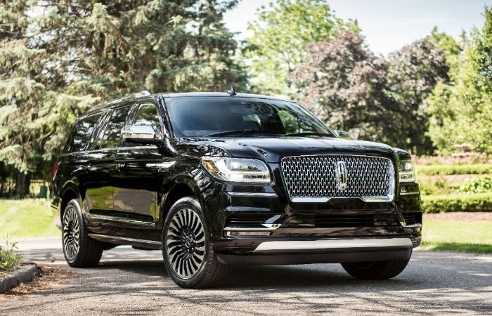 Luxurious Suv 2018 Lincoln Navigator