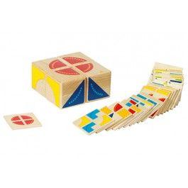 kubus puzzelspel - goki