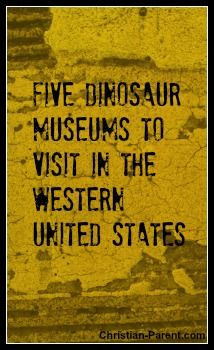 5 Dinosaur Museums of the Western United States