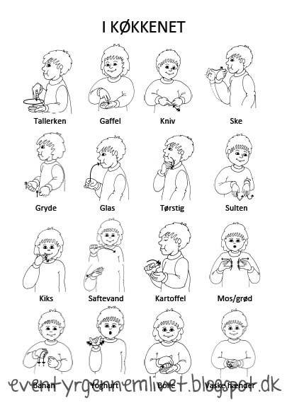 baby tegnspråk norsk - Buscar con Google