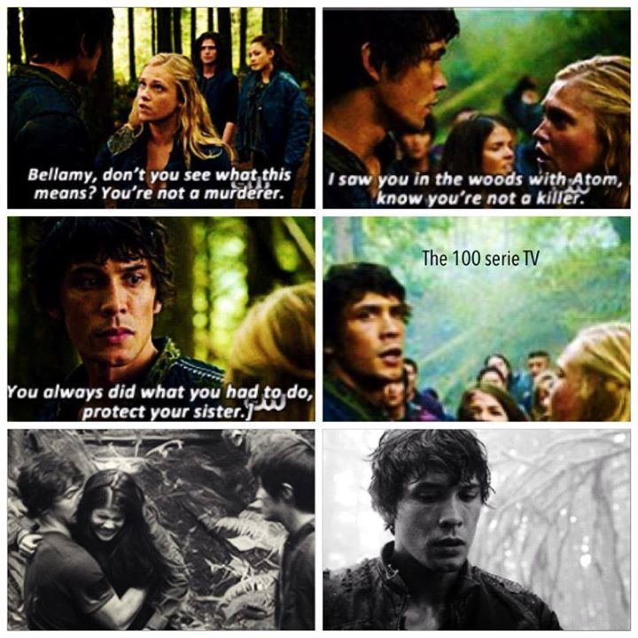 100 Movies 100 Quotes: 170 Best Bellamy & Clarke Images On Pinterest