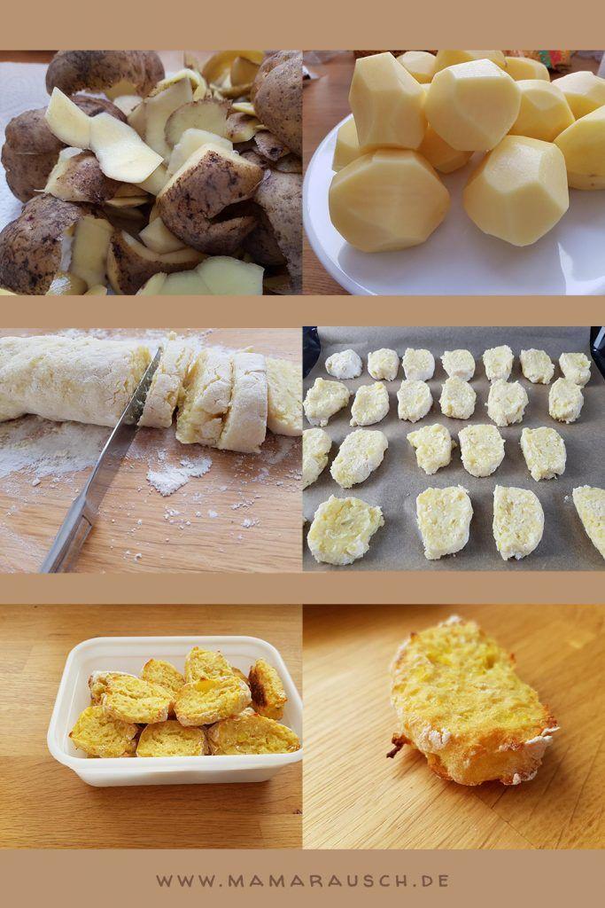 Backkartoffelsnacks für Babys   – Beikost