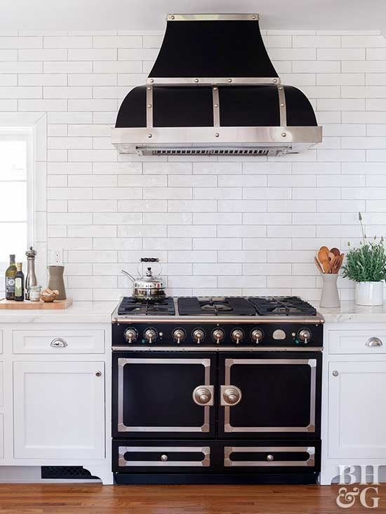 You can't go wrong with these kitchen color combinations.