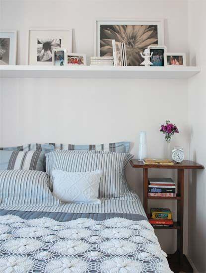 A marcenaria planejada é a grande sacada deste apartamento pequeno - Casa