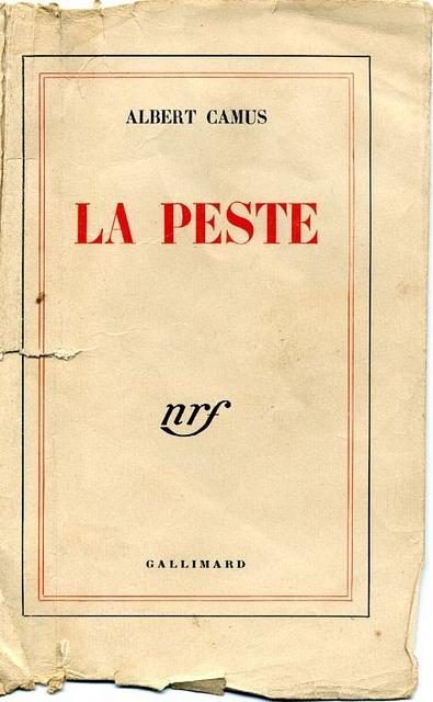 Albert Camus - La Peste