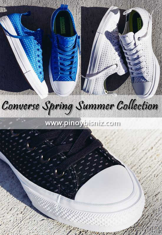 SPRING SUMMER SNEAKER COLLECTION | CONVERSE PHILIPPINES