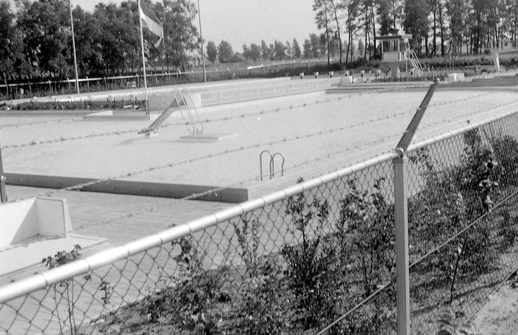 et zwembad in hardenberg in 1974