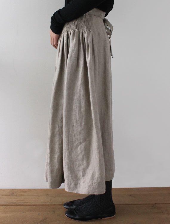 [Envelope Online Shop] Vu~ieno-Guridoran CLOTHING skirt