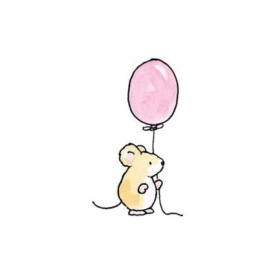 balloon mouse Product No: 3443F