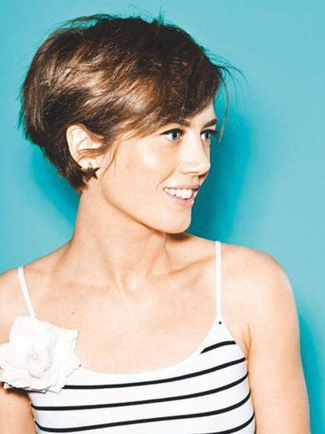 Cet article coupe courte femme 2017 visage ovale est apparu en premier sur Coiffure  Visage.