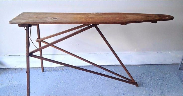 Best 25+ Old ironing boards ideas on Pinterest   Antique ...