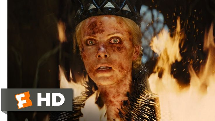 Snow White and the Huntsman (10/10) Movie CLIP - You Cannot Defeat Me (2...