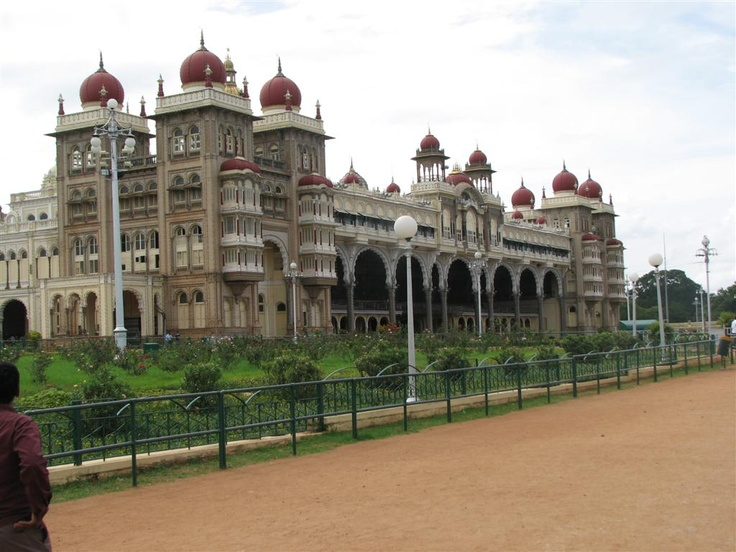 The Mysore Palace - A historical landmark of grandeur