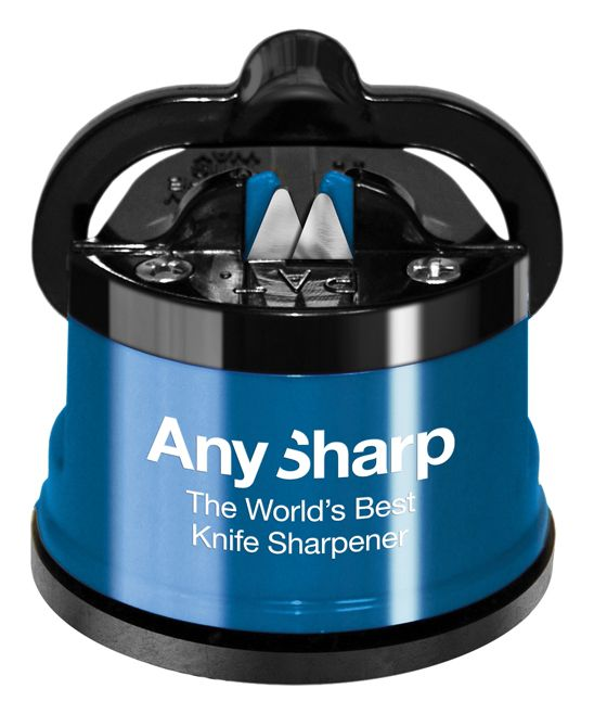 Blue Global Knife Sharpener