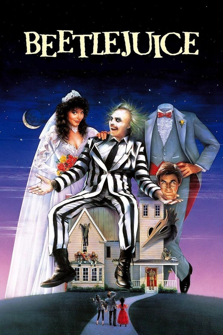 Beetlejuice (1988) - Watch Movies Free Online - Watch Beetlejuice Free Online #Beetlejuice - http://mwfo.pro/108022