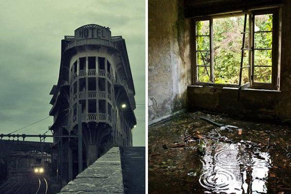 http://www.urbanghostsmedia.com/2010/02/6-abandoned-buildings-from-italy-to-canada/