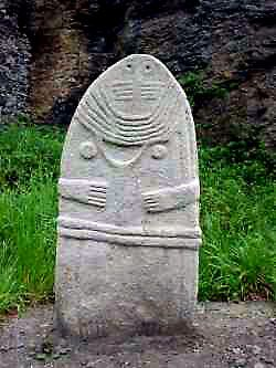 La Dame de Saint-Sernin - Statue menhir - Wikipedia, the free encyclopedia