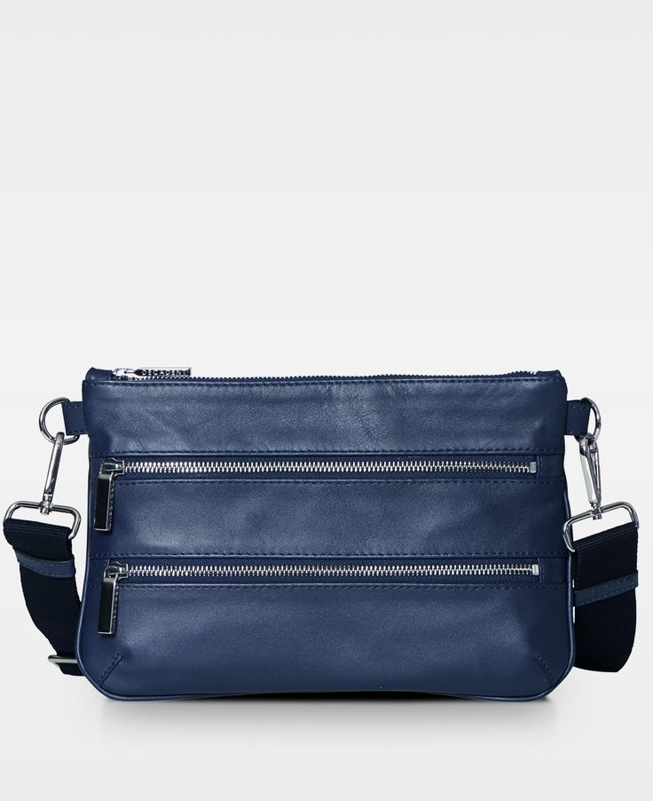 DECADENT Jade belt bag, navy