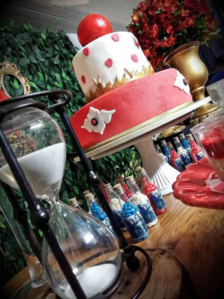 Check out this awesome 'Once Upon a Time' birthday party! The cake is fantastic!! See more party ideas and share yours at CatchMyParty.com