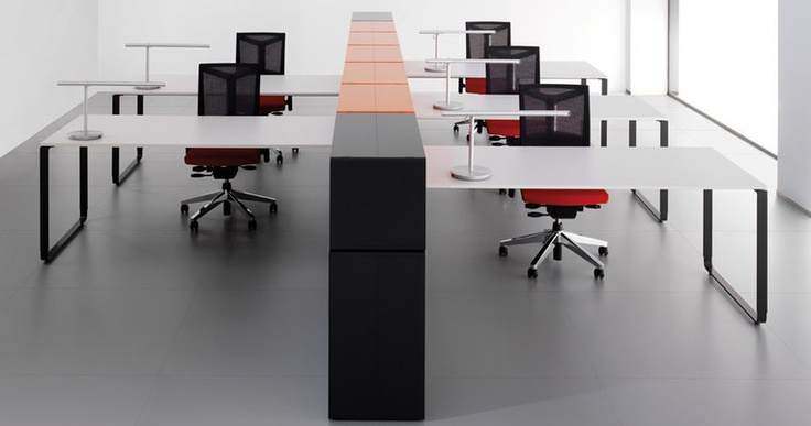 K22 Castelli / Workstations & Systems / Desks & Tables / Products | Haworth - Office Furniture and Adaptable Workplaces in Europe