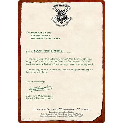 238 best Harry Potter - Themed items \ etc images on Pinterest - hogwarts acceptance letter