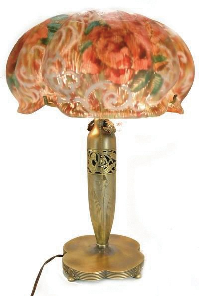 17 Best Images About Pairpoint Puffy Lamps On Pinterest