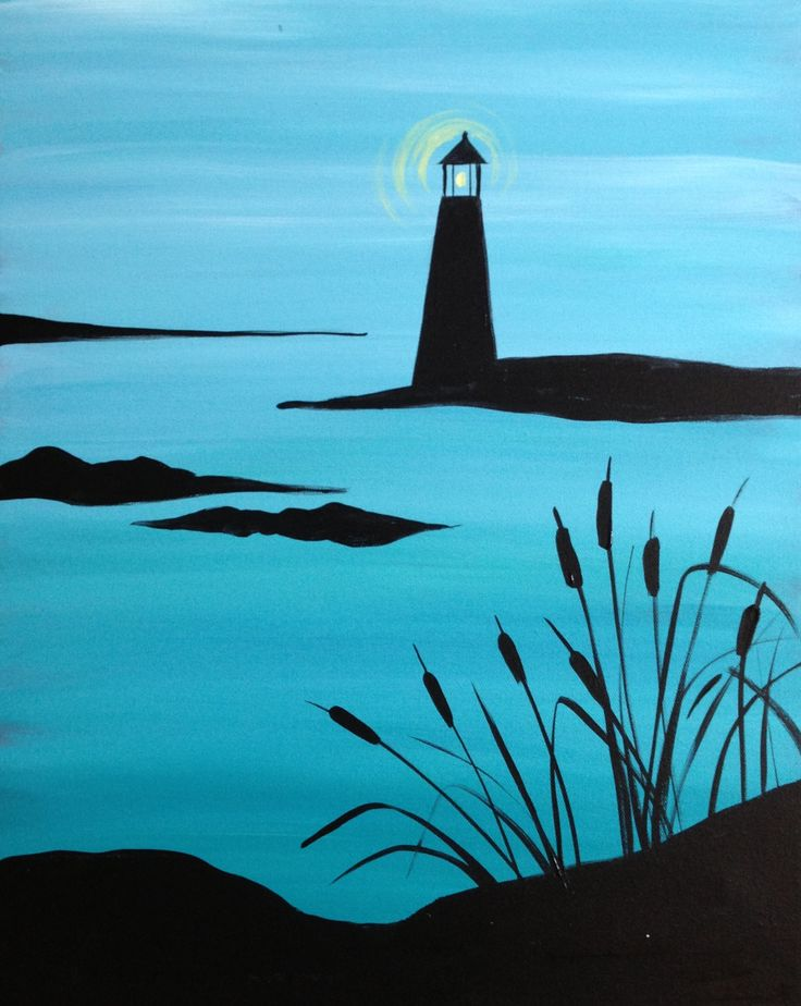 Top 25 best Lighthouse painting ideas on Pinterest Lighthouse