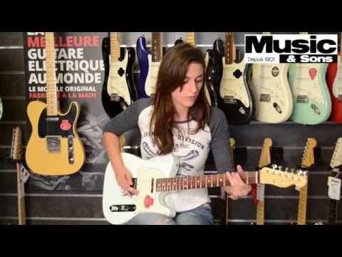 Fender Telecaster Baja Demo - YouTube