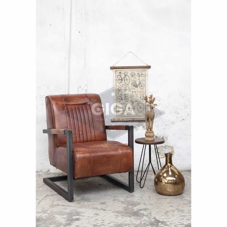 Vintage & Industriele Stoelen Nu Bij Giga Meubel