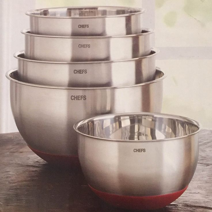 1430 best Baking mixing bowls images on Pinterest | Bowls, Mixing ...