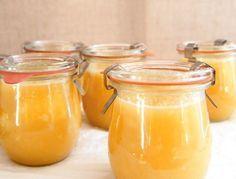 Gruß aus der Küche: Piña-Colada-Marmelade