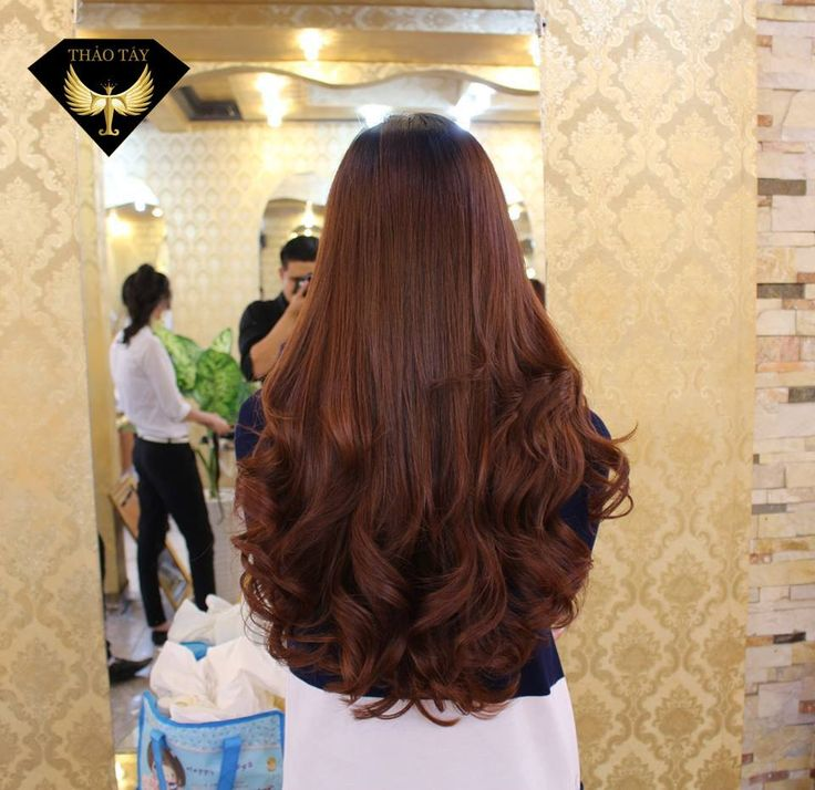 Do you like it? #hair #hairidea #hairtrend #trend #vietnam #hairsalon #curlyhair